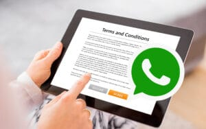 WhatsApp New Terms and Conditions